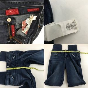 Lucky Brand Womens Jeans 0/25 Brooklyn Skinny